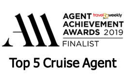 Top 5 Cruise Agent 2019