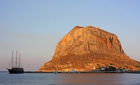 Monemvasia Rock Fortress